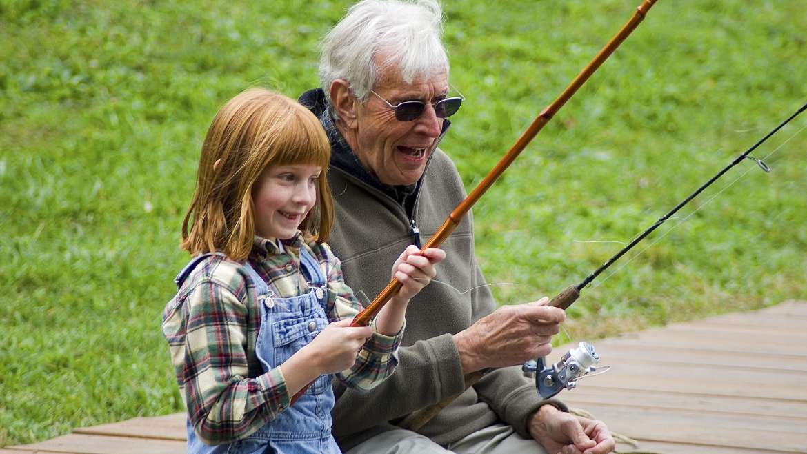 Gone Fishin'! The Heart Healthy Benefits of Fishing for Seniors